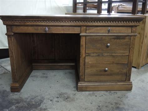 bureau rustique bureau atelier meuble rustique