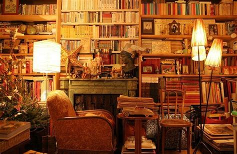 About The Book Room Cozy Home Library Photo 23 Atlanta Booklover S