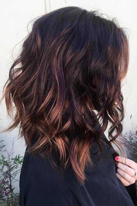 Medium Length Hairstyles 2017 With Bangs by 21 Medium Length Layered Haircuts With Bangs Hairstyles