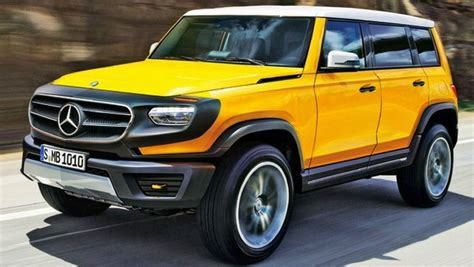future mercedes g class image gallery g wagon 2017