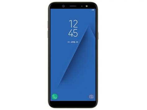 samsung galaxy j6 price specifications features comparison