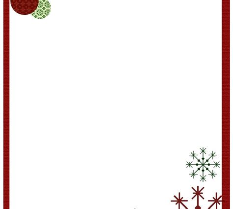 doc 585757 christmas word document template 15
