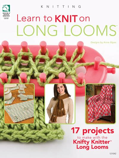 loom knitting books learn to knit on looms book hwb 121042 reduced