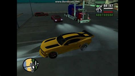 mod gta 5 transformers gta san andreas transformers mod youtube