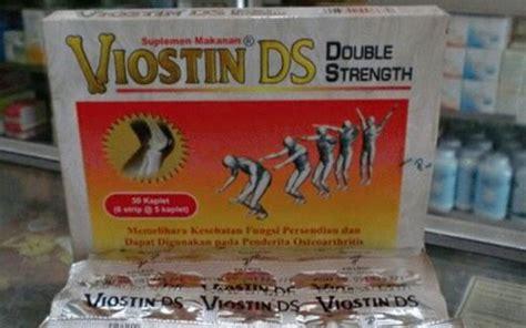 Suplemen Viostin Ds mengandung dna babi bbpom medan buru suplemen viostin ds