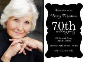 Free Printable 70th Birthday Invitations Templates by 70th Birthday Invitations Template Best Template