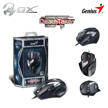Gaming Mouse Pouch By Mda Computer jual mouse genius gx gaming deathtaker mda computer
