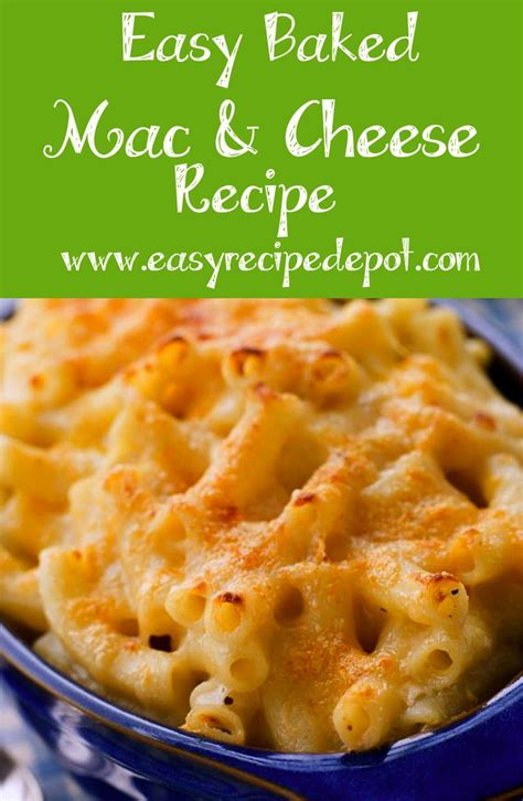 easy macaroni cheese easy baked macaroni and cheese recipe this weekend
