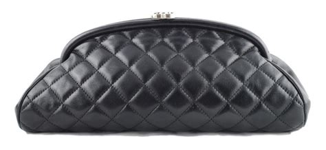 Clucth Chanel 10 chanel timeless clutch bag reference guide spotted fashion