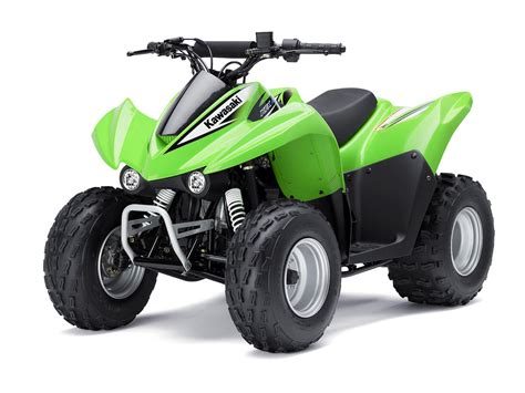 Kawasaki Atv by Kawasaki Kfx 90 Top Speed Mini Atv Heavy Bikes