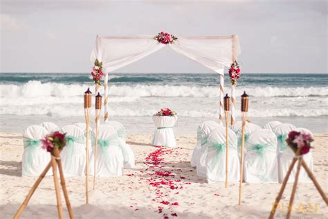 Iberostar Paraiso Lindo and Maya resorts, Destination Wedding Venue, Riviera Maya, Mexico