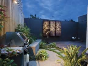 home design ideas outdoor outdoor living design with bbq area from a real australian