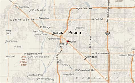 Peoria, Arizona Location Guide