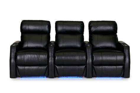 power reclining home theater seating ht design paget home theater seating power recline black
