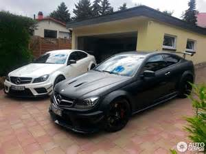 mercedes c 63 amg coup 233 black series 24 march 2016