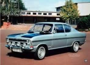 Opel Kadett 1960 Sold Opel Kadett B Rally Coupe Used Cars For Sale