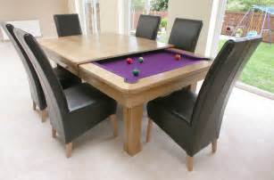 pool kitchen table combo dining pool table combination home design