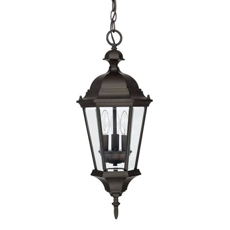 Carriage House Lighting Fixtures Capital Lighting 9724ob Bronze Carriage House 3 Light Outdoor Mini Pendant Lightingdirect