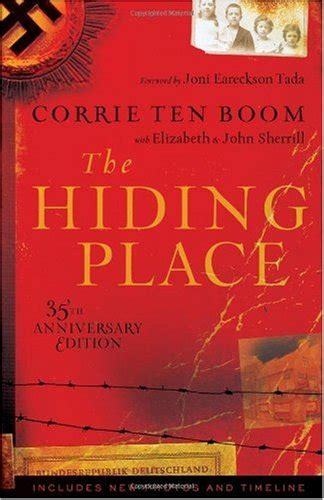 the hiding place book report the hiding place by corrie ten boom book review of
