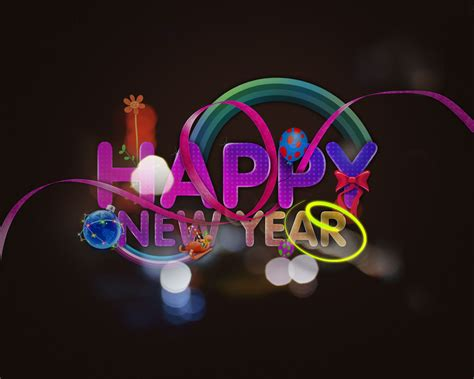 lovely new year 2010 wallpapers hd wallpapers