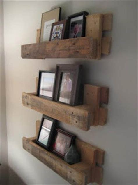 pallet wall shelves ideas 101 pallets