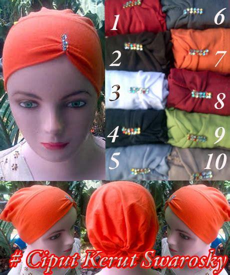 Ready Ciput Antem Kerut 1 grosir ciput kerut swarosky sentral grosir jilbab kerudung i supplier jilbab i retail