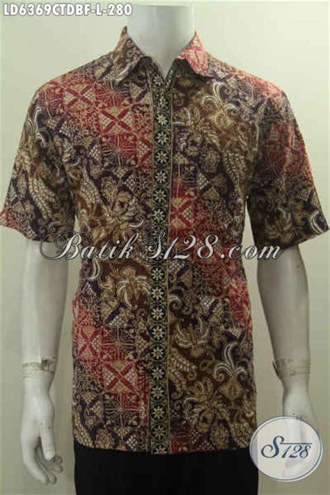 Kemeja Batik Clasic kemeja batik modern classic nan istimewa baju lengan