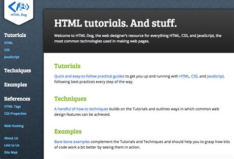 html tutorial learning web design 5 tutorials to learn html and css itgs news