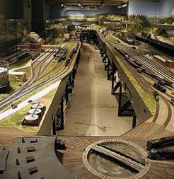 ho model trains images pictures cp rail manitoba minnesota subdivision a model railroad