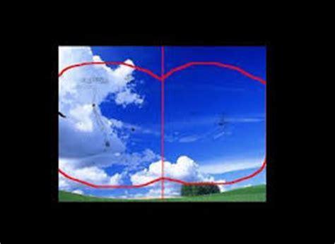 imagenes raras en el cielo cosas raras en el cielo que son no mas moscas en los ojos