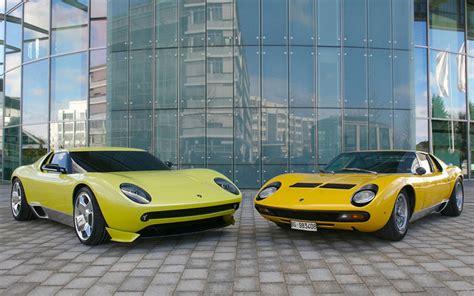 2006 Lamborghini Miura Concept   specifications, photo