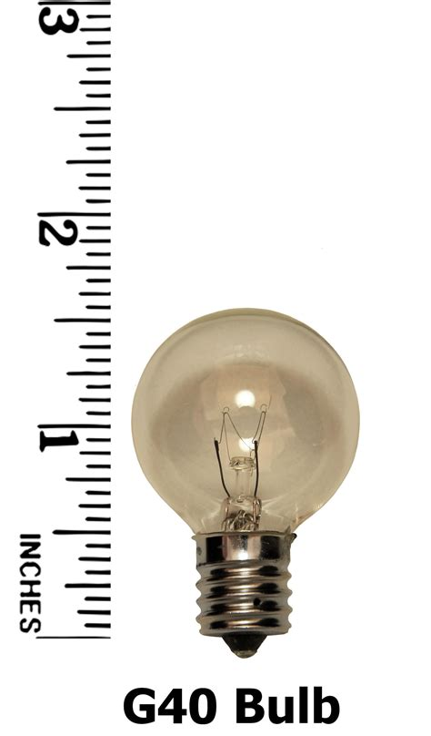light g40 size comparrison top 28 g40 bulb size led g40 globe light bulbs 0 50 watts warm white glass bulb socket size