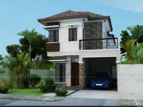 Modern House Design With Floor Plan In The Philippines Modern Zen House Plans Philippines Philippines House