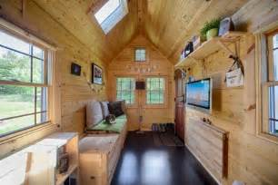 Tiny Homes Interior Designs by Tiny Tack House Living Large In A Tiny House Interview