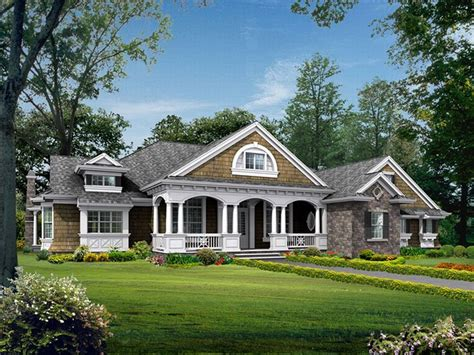 large one story homes plan 035h 0048 find unique house plans home plans and