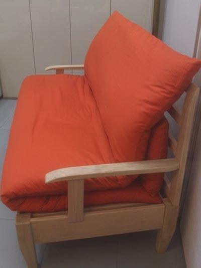 divani in legno massello divano letto in legno massello kverko la casa econaturale
