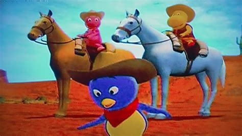 Backyardigans Cowboy Image Panic Attack 3 The Range Jpg The