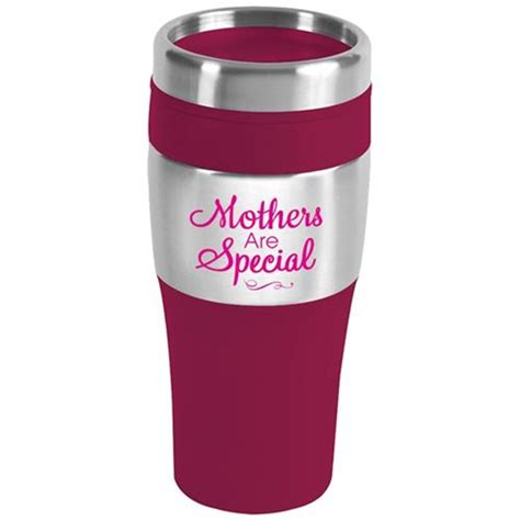 mothers  special  oz silver streak tumbler positive promotions
