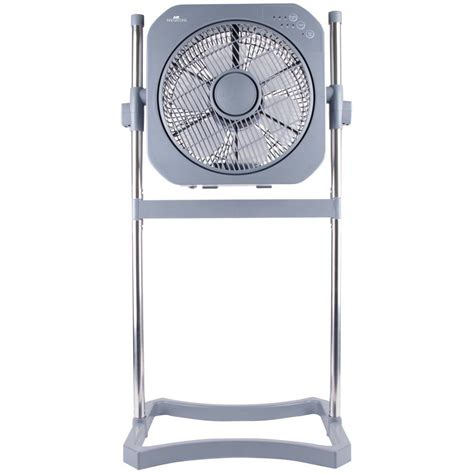 home depot stand up fans air innovations 12 in 3 speed 3 in 1 stand fan with swirl