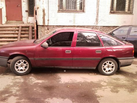 opel vectra 1990 used 1990 opel vectra photos 1600cc for sale