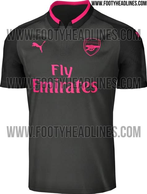 arsenal new kit is this arsenal s new 2017 2018 kit leaked designs