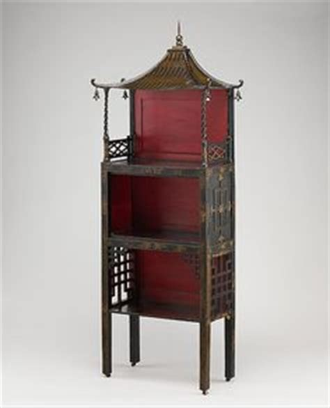 Duke William Shelf by Pagoda Garden Traditional Antique Chinoiserie On