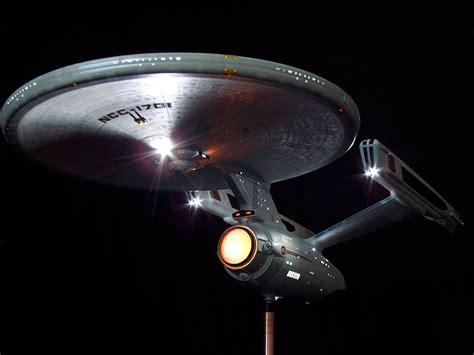 Enterprise Lighting by Trekmodeler Gt Hi Res Photos Of Actual Model