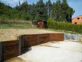 mur de sout 232 nement pour am 233 nagement jardin en pente