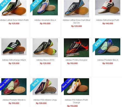 Sepatu Futsal Koko Beluk daftar harga sepatu futsal adidas terbaru 2013 daftar