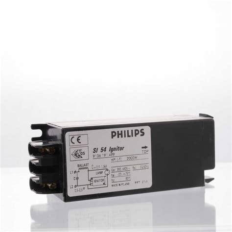 Lu Uvb Philips philips si 54 ignitor elclsonline