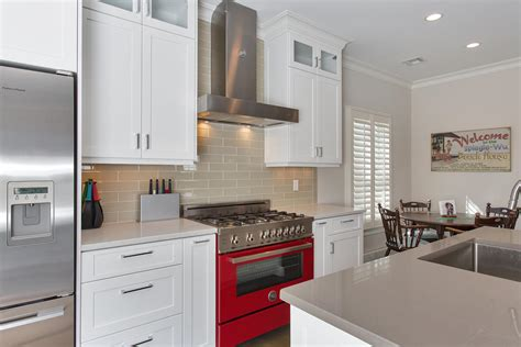 Kitchen Design Jackson Nj Clean And Contemporary Kitchen Manasquan New Jersey By