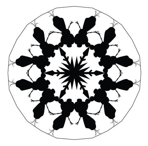 olaf snowflake template printable 10 pop culture snowflakes printables fun blog