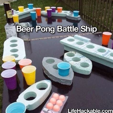 backyard beer pong 11 awesome diy things to do with your yard