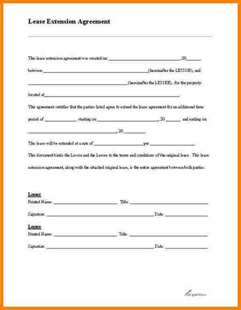 blank lease agreements blank lease agreement template business
